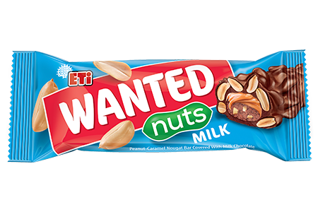 Wanted Nuts Milk