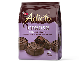 Adicto Intense Chocolate Minis bags